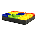 Interlocking Case Insert Tray
