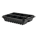 Interlocking Case 2 Row Insert Tray
