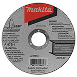 Thin Kerf Cut Off Wheels